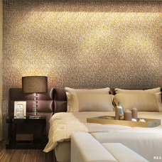 Contemporary Bedroom COVERINGS 2013