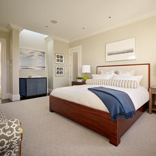 Contemporary Bedroom by Matarozzi Pelsinger Builders