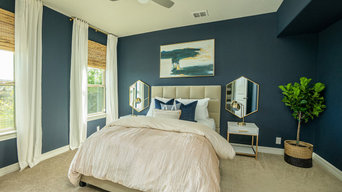 Cozy and Stylish Guest Bedroom