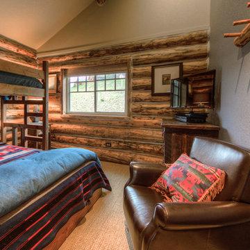 Cozy Big Sky Montana Ski Cabin