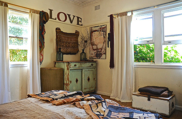 Shabby-chic Style Bedroom by Luci.D Interiors