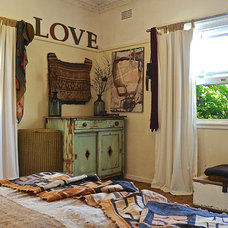 Rustic Bedroom by Luci.D Interiors