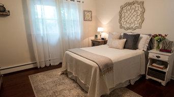 Cozy Farmhouse Bedroom