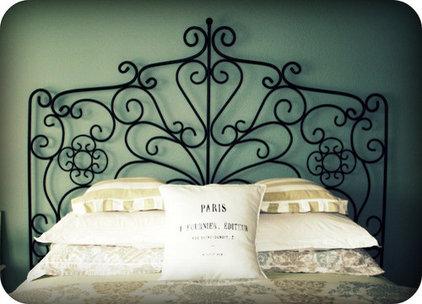Traditional Bedroom Cozy Retreat