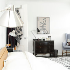 Contemporary Bedroom by Beccy Smart Photography