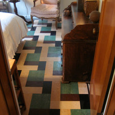 Traditional Bedroom by Crogan Inlay Floors