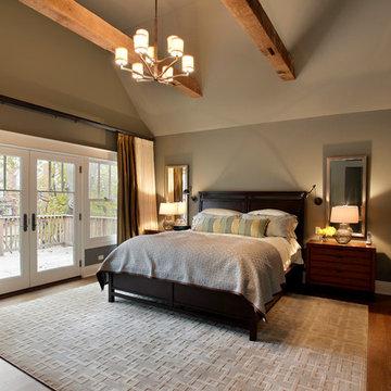 Craftsman Bedroom
