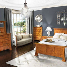 Craftsman Bedroom by DutchCrafters Amish Furniture