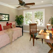 Craftsman Bedroom by Bothwell Builders