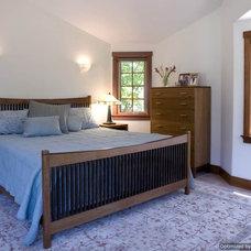 Traditional Bedroom by Sarah Dreyer Design