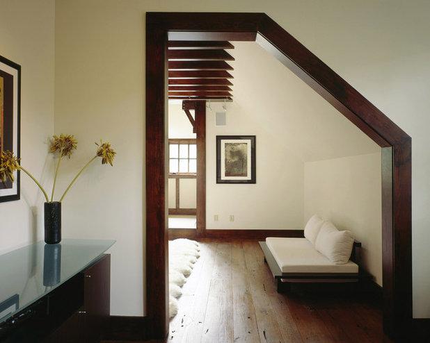 Craftsman Bedroom by Gardner Architects LLC