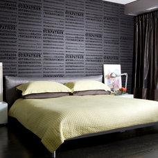 Contemporary Bedroom by Estee Design Inc.