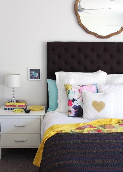 Asian Bedroom by RedAgape Blog