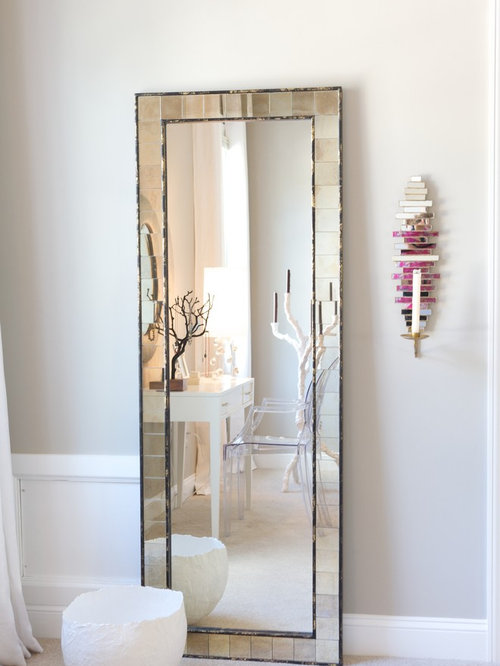 Floor mirror home design ideas pictures remodel and decor for Standing mirror for bedroom