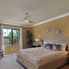 Traditional Bedroom by Cachet Homes