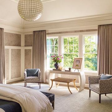 Crescent Hill- Master Bedroom