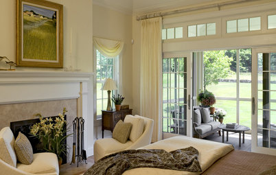 windows treatment ideas for living room. Window Treatments Awkward Windows and Doors  We ve Got You Covered 8 Wonderfully Creative