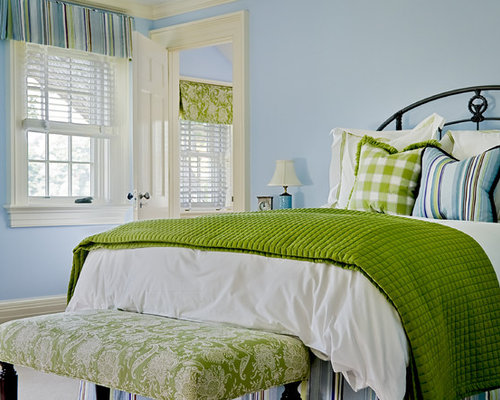 Blue And Green Bedroom Ideas, Pictures, Remodel And Decor