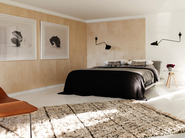 Contemporary Bedroom by Amber Road