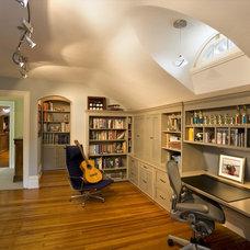 Contemporary Bedroom by Cross Keys Designs