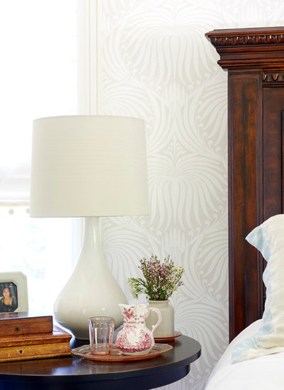 Beach Style Bedroom by Emily Griffin Design