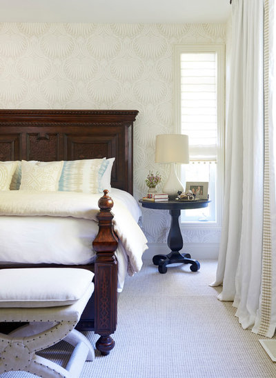 Coastal Bedroom by Emily Griffin Design