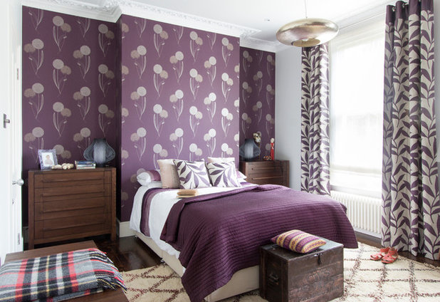 Современная классика Спальня by Amberth