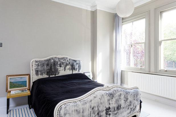 Camere Bianche E Grigie : 8 motivi per usare il grigio in camera da letto