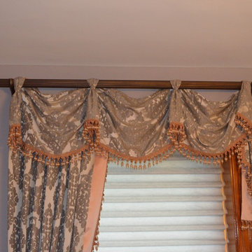 Crystal Bead Trim with Banding