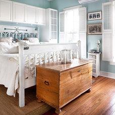 Traditional Bedroom by Van Wicklen Design