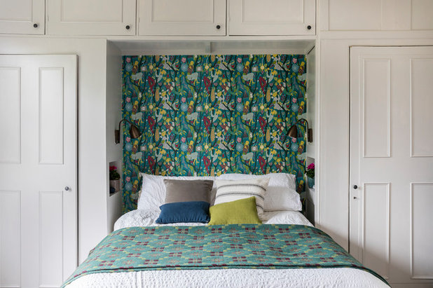 Fusion Bedroom by Imperfect Interiors