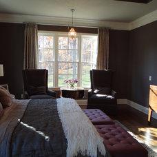 Modern Bedroom Crystal Whitley & Tiffany Allman