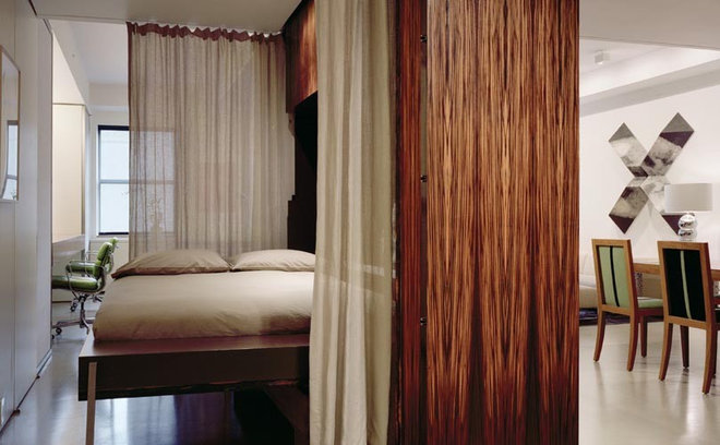 Modern Bedroom by Roger Hirsch Architect