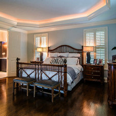 Traditional Bedroom by Sunset Properties of Tampa Bay