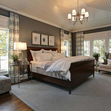 Traditional Bedroom by John Willis Homes