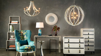 Currey & Co - Eclectic Lighting & Decor