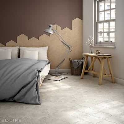 Модернизм Спальня by Equipe Ceramicas