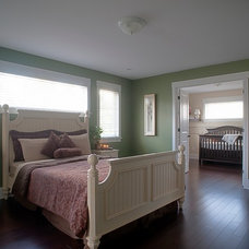 Traditional Bedroom by Luxart Homes