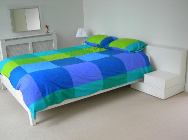 Contemporary Bedroom by Kevin Karst Design Inc.