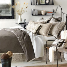 Transitional Bedroom Products by esc draperies