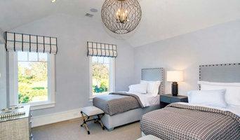 Custom Bridgehampton home