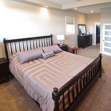 Traditional Bedroom by Bengel Custom Homes