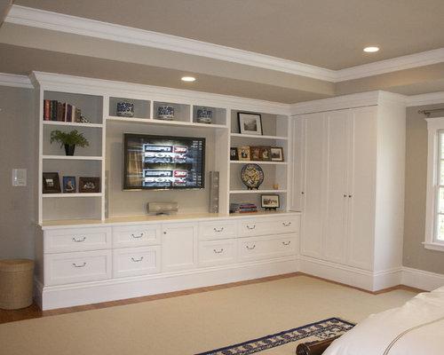 Bedroom armoire/built-in