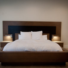 Contemporary Bedroom by Woodways