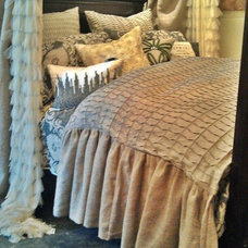 Eclectic Bedroom by Lee Ann's High Design