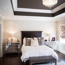 Craftsman Bedroom by Prestige Homes