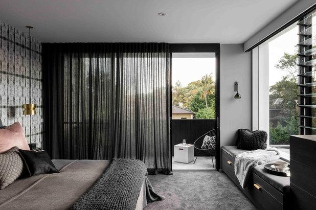 Modern Bedroom by Prebuilt