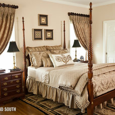Traditional Bedroom by Cherry Yount @ Furnitureland South