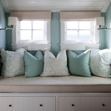 Contemporary Bedroom by Greenfield Cabinetry