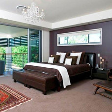 Contemporary Bedroom by Paradise Homes